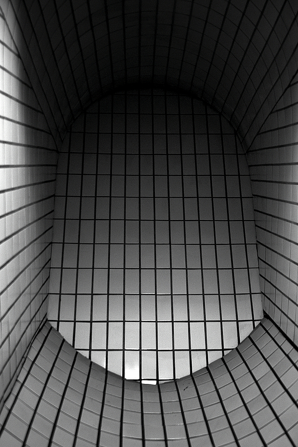 London Underground Ventilation Tunnel | ZEISS ZM DISTAGON T* F4 18MM <br> Click image for more details, Click <b>X</b> on top right of image to close