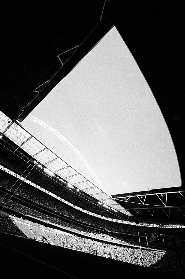 Wembley Stadium Rugby League Grand Final | CV 12MM / F 5.6 ULTRA WIDE HELIAR <br> Click image for more details, Click <b>X</b> on top right of image to close