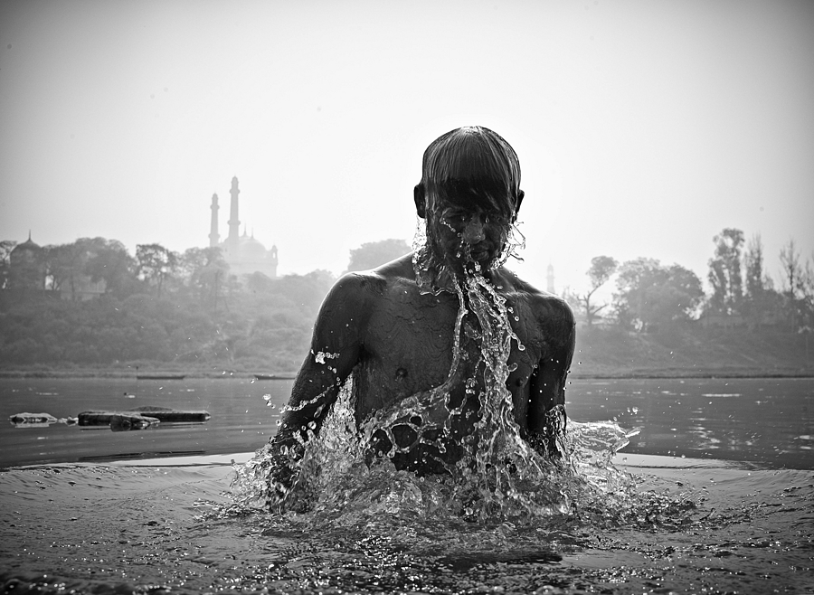 River Gomti Lucknow India | LEICA SUMMILUX 35MM F1.4 ASPH <br> Click image for more details, Click <b>X</b> on top right of image to close