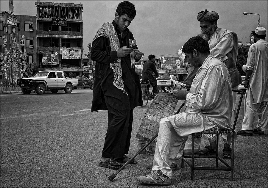 Money changers Jalalabad Afghanistan | LEICA SUMMICRON 28MM F2 ASPH <br> Click image for more details, Click <b>X</b> on top right of image to close