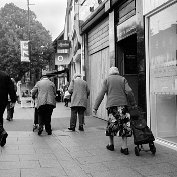 In the High Street | LEICA SUMMILUX 35MM F1.4 <br> Click image for more details, Click <b>X</b> on top right of image to close
