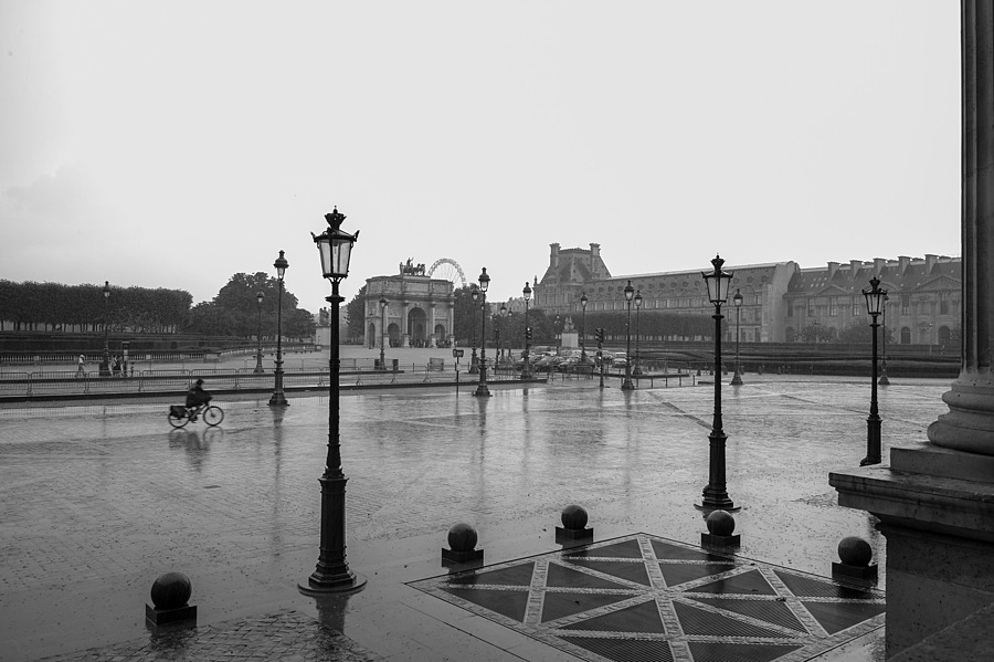 Rainy Day, Paris | LENS MODEL NOT SET <br> Click image for more details, Click <b>X</b> on top right of image to close