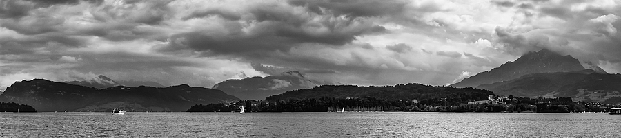 Lake Lucerne | SUMMILUX-M 1:1.4/50 ASPH <br> Click image for more details, Click <b>X</b> on top right of image to close