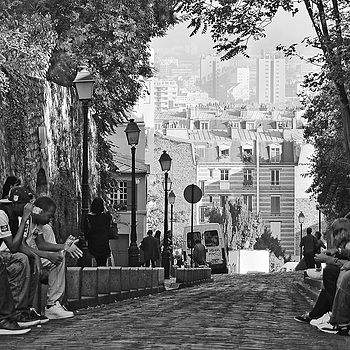 Real Montmartre | X1 ELMARIT 24MM F/2.8 ASPH <br> Click image for more details, Click <b>X</b> on top right of image to close