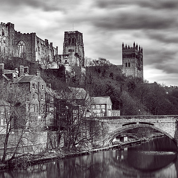 Durham Castle and Cathedral | SUMMILUX-M 1:1.4/50 ASPH