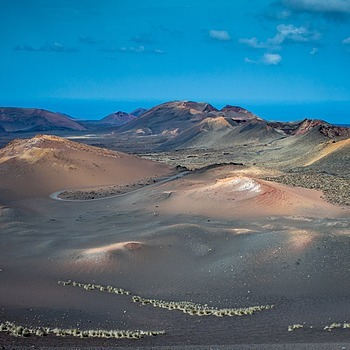 Timanfaya National Park, Lanzarote | LENS MODEL NOT SET <br> Click image for more details, Click <b>X</b> on top right of image to close