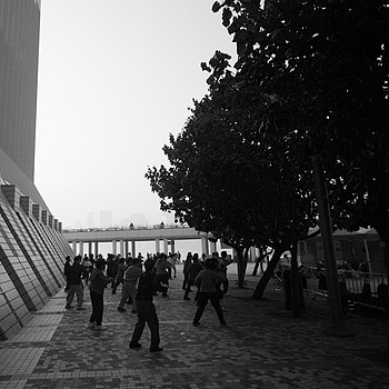 Hong Kong Cultural Centre 4 | CV 12MM / F 5.6 ULTRA WIDE HELIAR M-BAJONETT <br> Click image for more details, Click <b>X</b> on top right of image to close