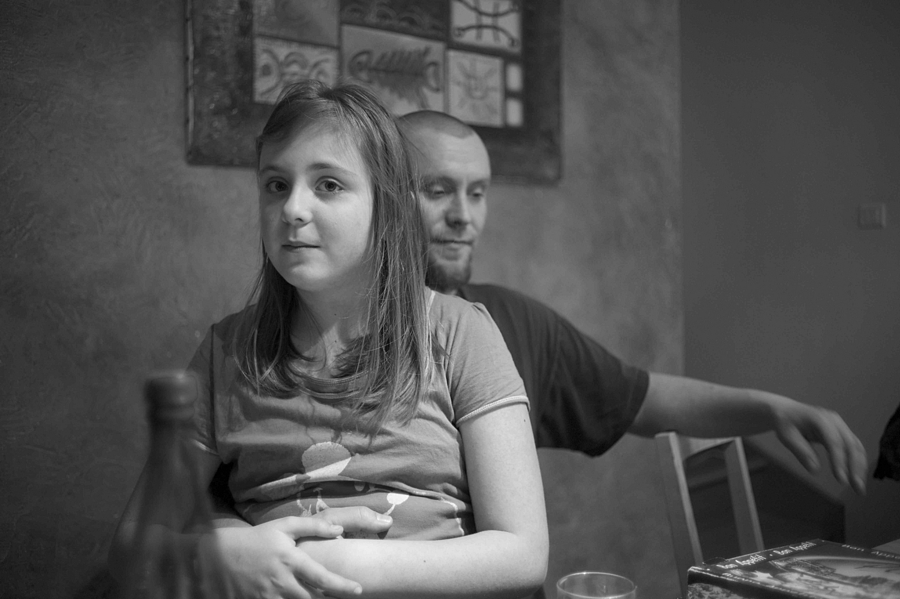 Father & Daughter | LEICA SUMMICRON 35MM F2 <br> Click image for more details, Click <b>X</b> on top right of image to close