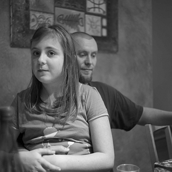 Father & Daughter | LEICA SUMMICRON 35MM F2. <br> Click image for more details, Click <b>X</b> on top right of image to close