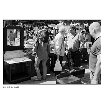 LIFE IN THE MIRROR | LEICA SUMMARIT 35MM F2.5 <br> Click image for more details, Click <b>X</b> on top right of image to close