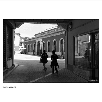 THE PASSAGE | LEICA SUMMARIT 35MM F2.5 <br> Click image for more details, Click <b>X</b> on top right of image to close
