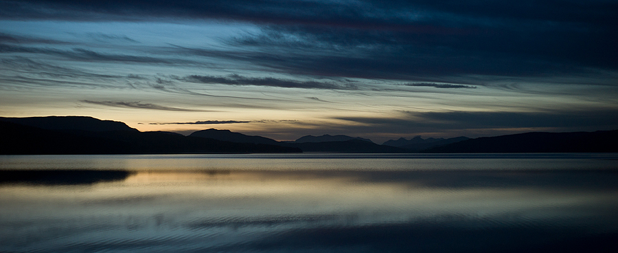 Loch Rannoch Sunset | LEICA SUMMILUX 50MM F/1.4 PRE ASPH (E46) <br> Click image for more details, Click <b>X</b> on top right of image to close