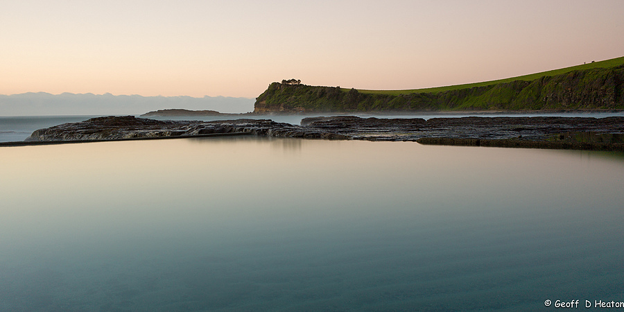 Gerringong Sunrise | LEICA SUMMICRON 35MM F2 ASPH <br> Click image for more details, Click <b>X</b> on top right of image to close