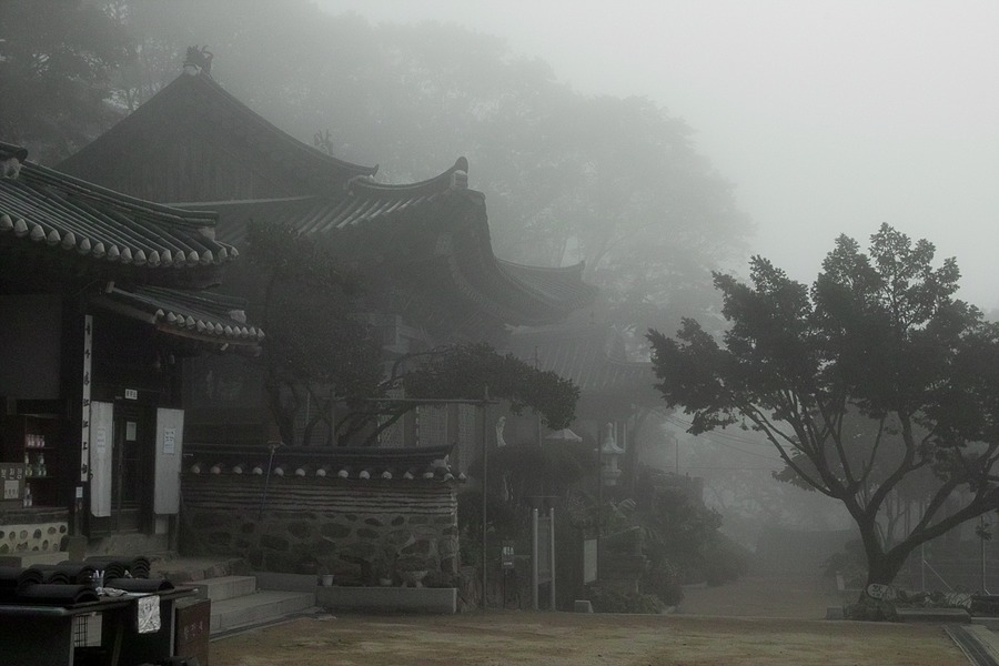 The Sujong Temple, South Korea | LENS MODEL NOT SET <br> Click image for more details, Click <b>X</b> on top right of image to close