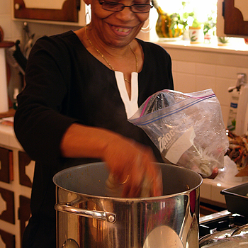 Cookin Gumbo | LENS MODEL NOT SET <br> Click image for more details, Click <b>X</b> on top right of image to close
