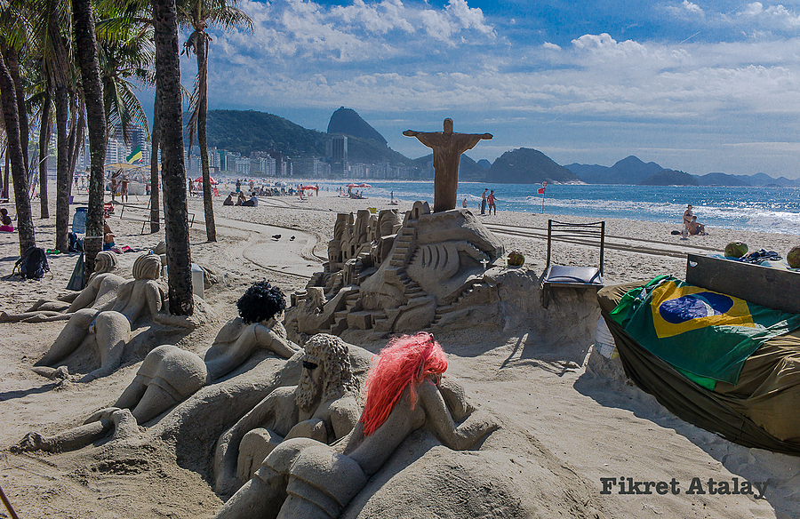 Copacabana - Rio | LEICA SUMMICRON 35MM F2 ASPH <br> Click image for more details, Click <b>X</b> on top right of image to close