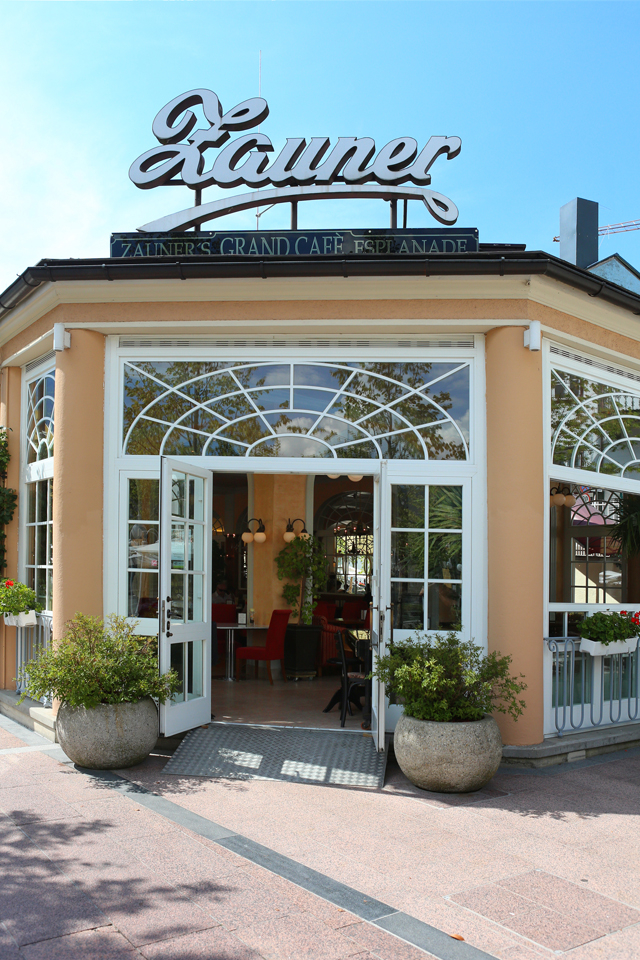 Famous restaurant Zauner in Bad Ischl 2 | LENS MODEL NOT SET <br> Click image for more details, Click <b>X</b> on top right of image to close