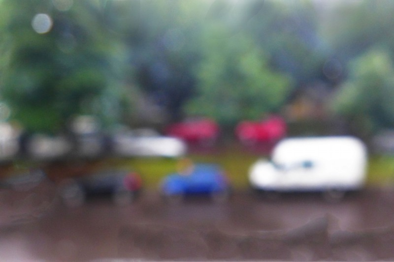 Rainy day in June- Bokeh only 1 | LENS MODEL NOT SET <br> Click image for more details, Click <b>X</b> on top right of image to close