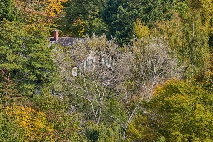 A cottage in the green | LENS MODEL NOT SET <br> Click image for more details, Click <b>X</b> on top right of image to close