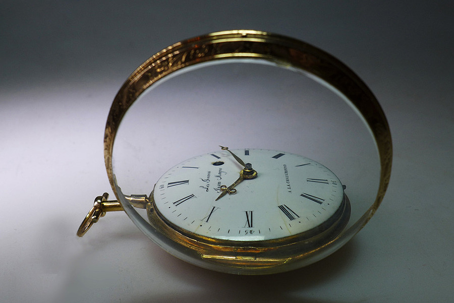 Old pocket watch -more than 200 years | LENS MODEL NOT SET <br> Click image for more details, Click <b>X</b> on top right of image to close