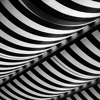 Abstract image in black and white | LENS MODEL NOT SET