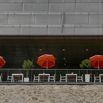 Red umbrellas | LENS MODEL NOT SET <br> Click image for more details, Click <b>X</b> on top right of image to close