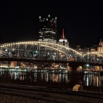 Pittsburgh Bridge | SUMMILUX-M 1:1.4/50 ASPH