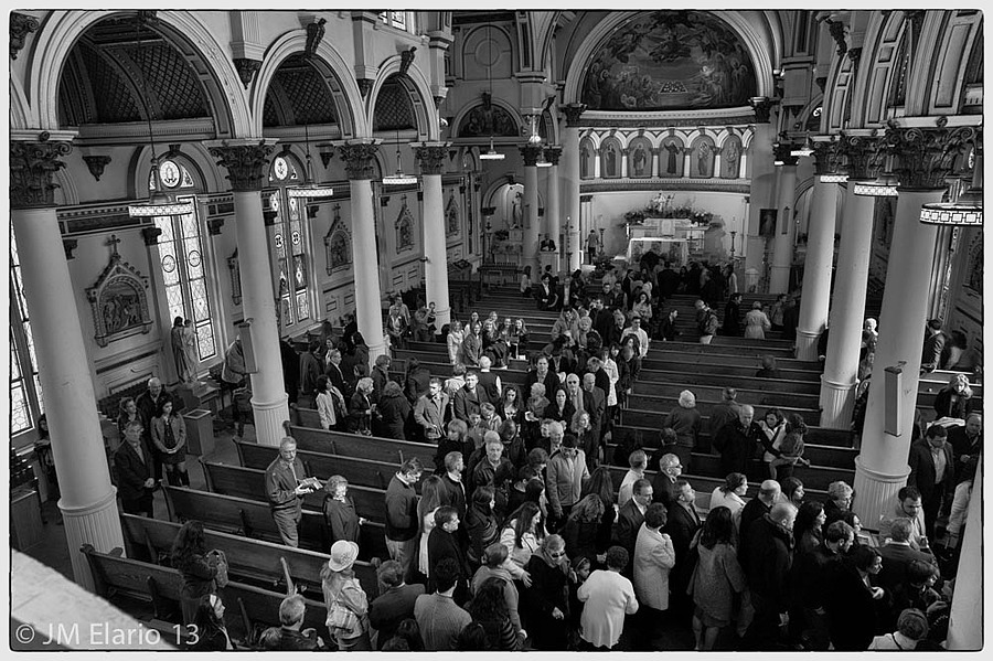 Easter Sunday North End Boston | LEICA SUMMILUX 24MM F1.4 ASPH <br> Click image for more details, Click <b>X</b> on top right of image to close
