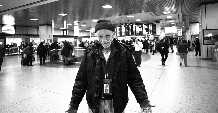 "NYC ""Penn"" 
