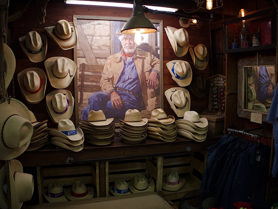 Cowboy Hat Selection | LEICA DG SUMMILUX 15MM F1.7 ASPH <br> Click image for more details, Click <b>X</b> on top right of image to close