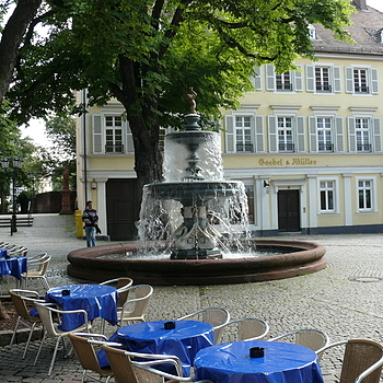 Kaiserslautern Water Fountain | DC VARIO-ELMARIT 1:2.8-3.7/7.4-88.8 ASPH <br> Click image for more details, Click <b>X</b> on top right of image to close