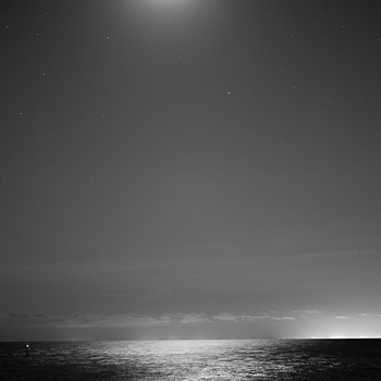 Moonlight over the sea | SUMMILUX-M 1:1.4/50 ASPH
