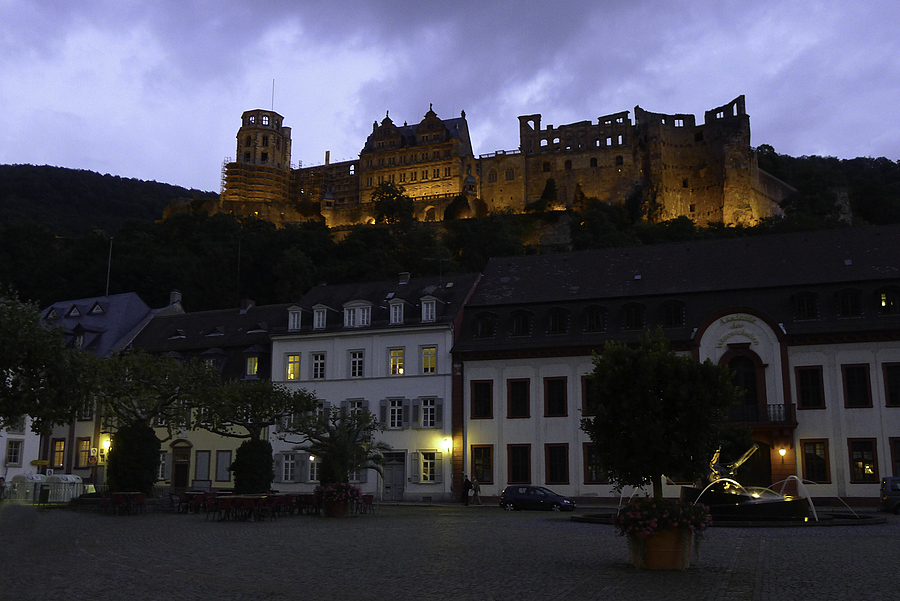 Schloss Heidelberg | LENS MODEL NOT SET <br> Click image for more details, Click <b>X</b> on top right of image to close