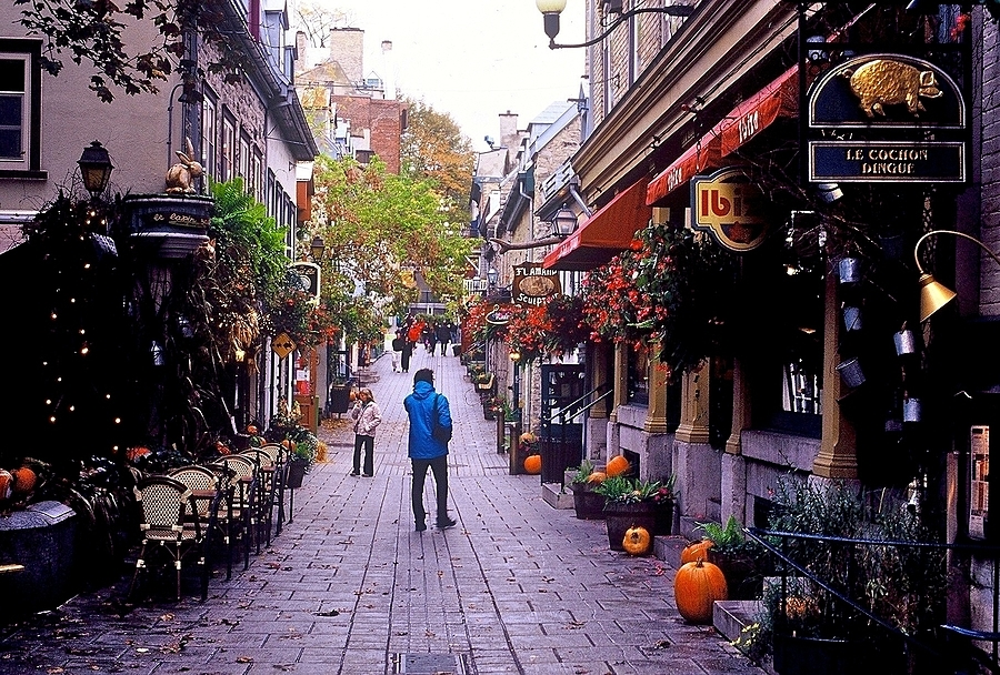 Old Quebec City | SUMMILUX-M 1:1.4/50 ASPH <br> Click image for more details, Click <b>X</b> on top right of image to close