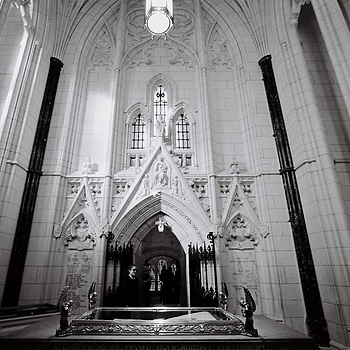 Room of Remembrance Parliament Building Ottawa | CV 15MM / F 4.5 SUPER WIDE HELIAR <br> Click image for more details, Click <b>X</b> on top right of image to close