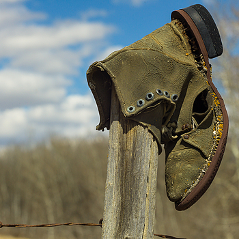 old boot | APO-SUMMICRON-M 75MM F/2 ASPH
