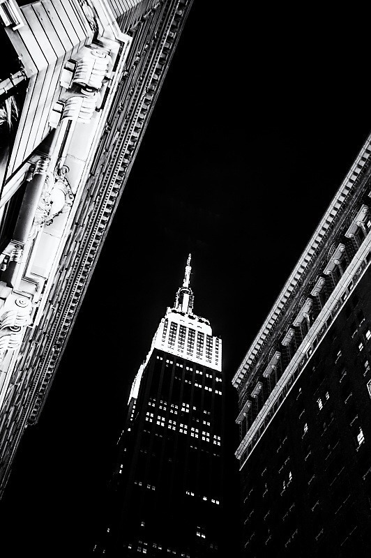 Empire State Building | LEICA ELMARIT 28MM F2.8 ASPH <br> Click image for more details, Click <b>X</b> on top right of image to close