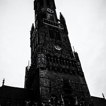 Beffroi (Bruges-Belgique) | LEICA ELMARIT 28MM F2.8 ASPH <br> Click image for more details, Click <b>X</b> on top right of image to close