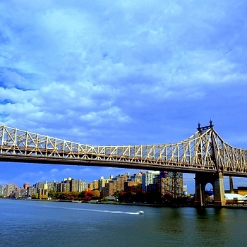 Queensborough Bridge | LENS MODEL NOT SET