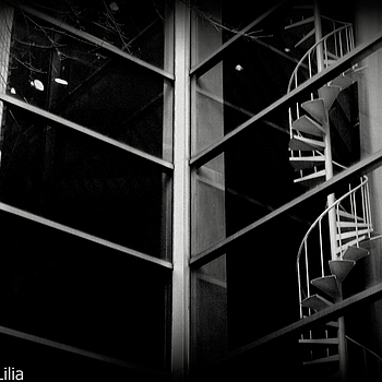 Spiral staircase | LENS MODEL NOT SET <br> Click image for more details, Click <b>X</b> on top right of image to close