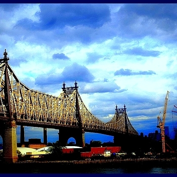 Queensborough Bridge | LENS MODEL NOT SET <br> Click image for more details, Click <b>X</b> on top right of image to close