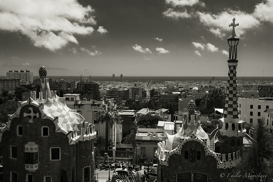 Barcelona Cityscape | ZEISS ZM BIOGON T* F2.8 25MM <br> Click image for more details, Click <b>X</b> on top right of image to close