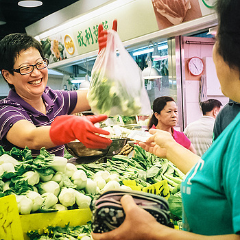 Tai Yuen market, Hong Kong | LEICA SUMMICRON 50MM F2 <br> Click image for more details, Click <b>X</b> on top right of image to close