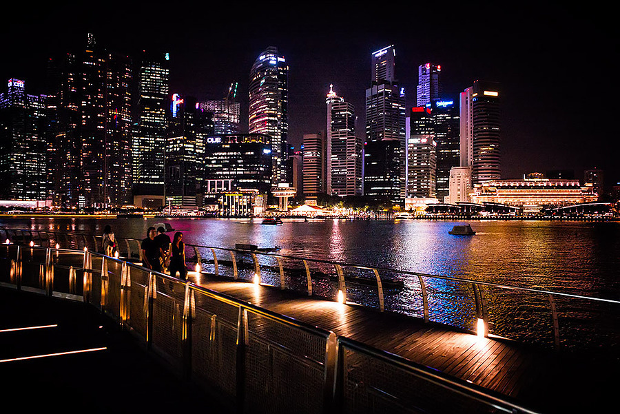 Singapore City Scape | LEICA SUMMICRON 28MM F2 ASPH <br> Click image for more details, Click <b>X</b> on top right of image to close