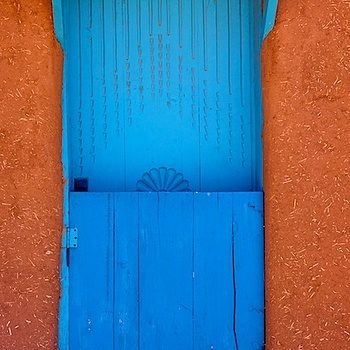 Pueblo Doorway | LEICA SUMMICRON 50MM F2 <br> Click image for more details, Click <b>X</b> on top right of image to close
