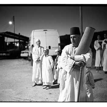 Samaritans Passover on Mount Gerizim | LEICA SUMMILUX 35MM F1.4 ASPH <br> Click image for more details, Click <b>X</b> on top right of image to close