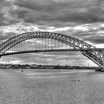 Bayonne Bridge | LEICA SUMMARON 35MM F/3.5 <br> Click image for more details, Click <b>X</b> on top right of image to close