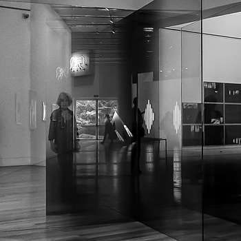 Museum scene | ELMARIT 24MM F2.8 ASPH <br> Click image for more details, Click <b>X</b> on top right of image to close