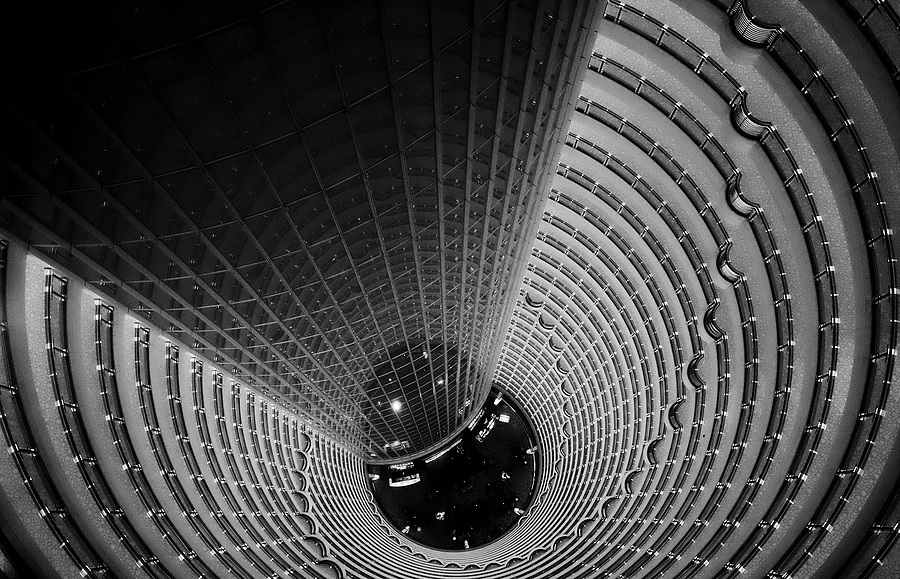 Jin Mao Tower (Shangahi) | LENS MODEL NOT SET <br> Click image for more details, Click <b>X</b> on top right of image to close