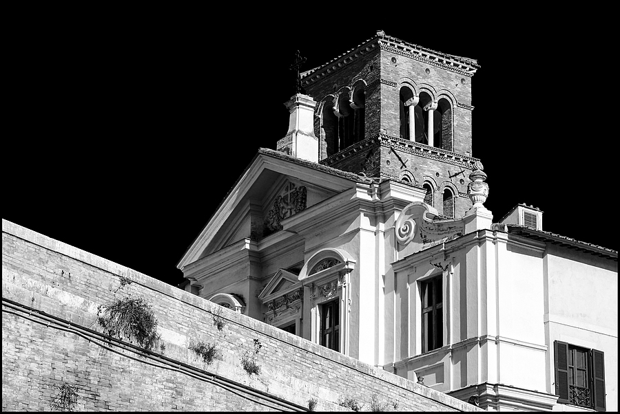 Basilica San Bartolomeo all'Isola, Roma | CANON EF 24-70MM F/4L IS USM <br> Click image for more details, Click <b>X</b> on top right of image to close